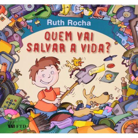 Livro: QUEM VAI SALVAR A VIDA? | Livraria Cultura - Livraria Cultura