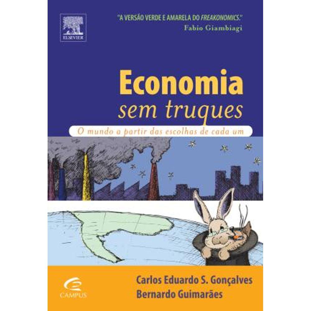 Livro: ECONOMIA SEM TRUQUES   Livraria Cultura - Livraria Cultura
