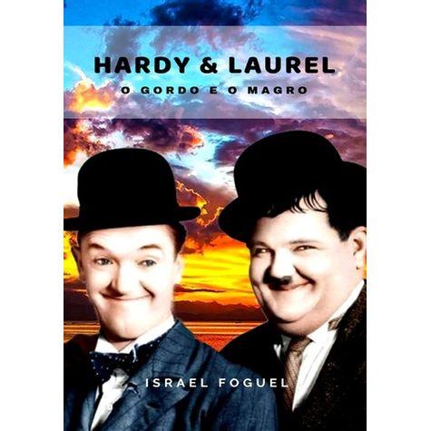 Livro Hardy Laurel O Gordo E O Magro Livraria Cultura